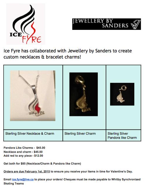 Ice Fyre Jewellery